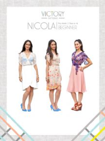 Victory Nicola Sewing Pattern